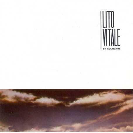 Lito Vitale - En Solitario [CD]