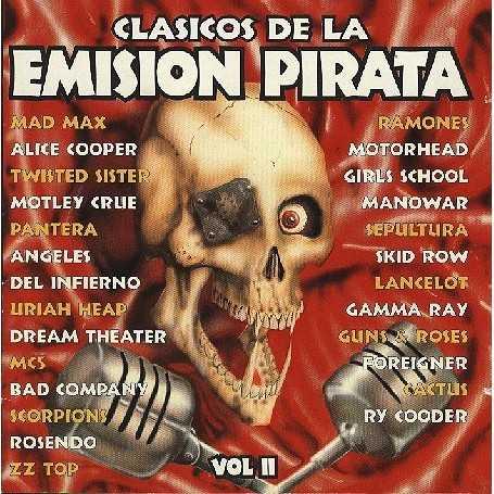 Clásicos de la emisión pirata Vol II [CD]