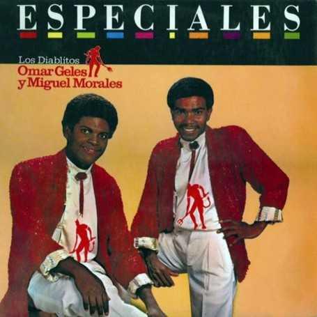 Los Diablitos - Especiales [CD]