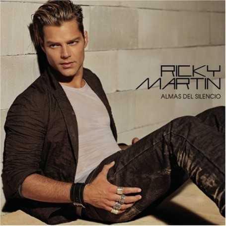 Ricky Martin - Almas de silencio [CD]