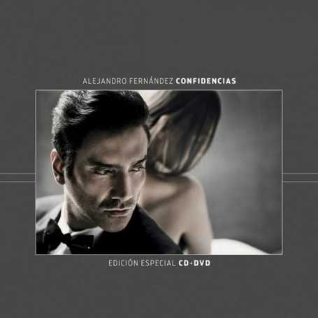 Alejandro Fernández - Confidencias [CD / DVD]