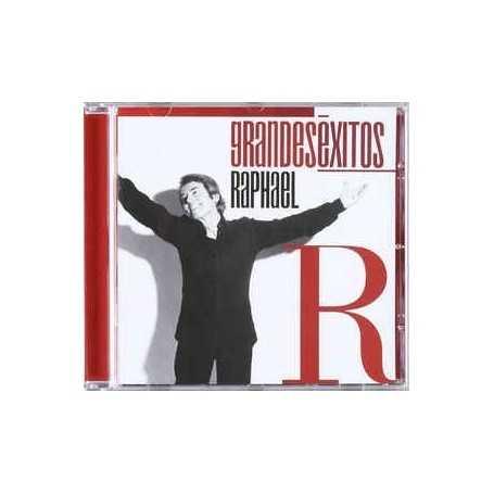 Raphael - grandes exitos [CD]
