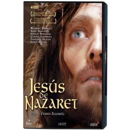 Jesús de Nazaret [DVD]
