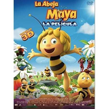 La abeja maya, La película [DVD]
