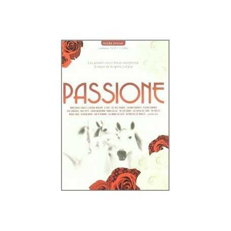 Passione [CD / Libro]