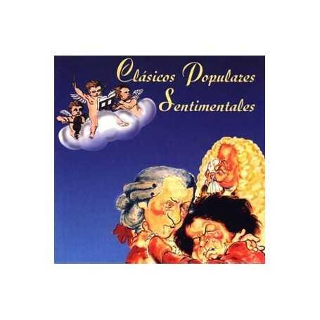 Clasicos Populares Sentimentales [CD]