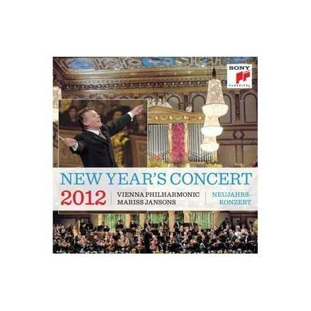 Concierto de Año Nuevo 2012 [CD]