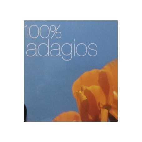 100 % Adagios [5 CD]