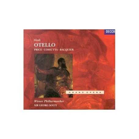 Verdi (Otello) [CD]