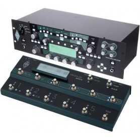Kemper Profiling Amp Rack BK Set [Ampli + pedal]