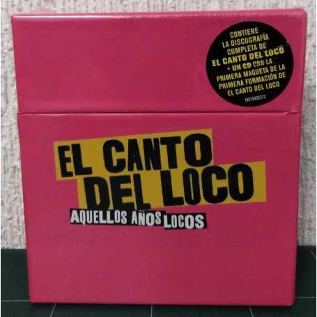 El Canto del Loco - Aquellos años locos [CD]