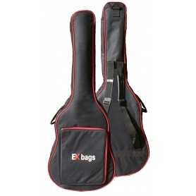 Funda EK Strongbag Clásica 12mm [Funda guitarra]