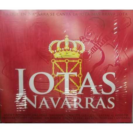 Jotas Navarras [CD]