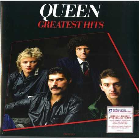 Queen - Greatest Hits [Vinilo]