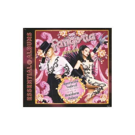 Fangoria - Operacion Vodevil [CD]