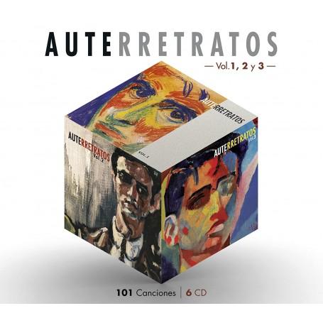 Luis Eduardo Aute - Auterretratos [CD]