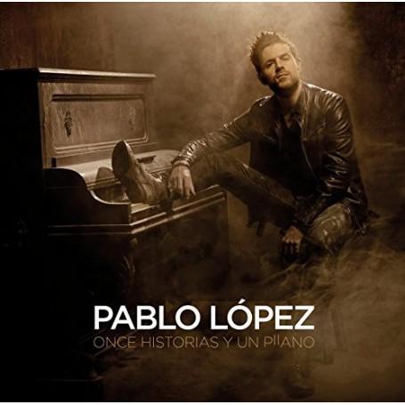 Pablo Lopez - Once historias y un piano [CD]