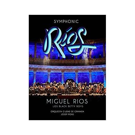 Miguel Ríos - Symphonic [CD/DVD]