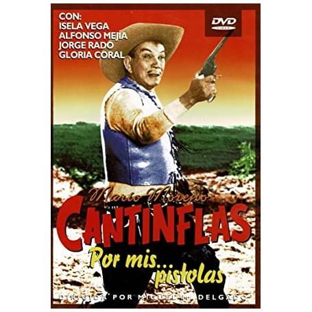 Cantinflas - Por mis pistolas [DVD]