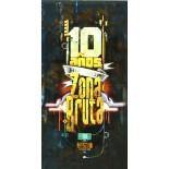 10 Años De Zona Bruta [2 Cd + 2 Dvd]