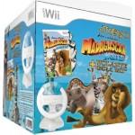 Madagascar Kartz + Volante [Wii]