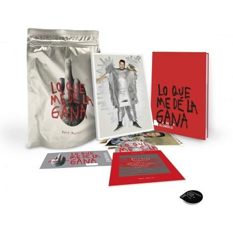 Dani Martín - Lo Que Me Dé la Gana [CD]