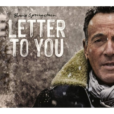 Bruce Springsteen - Letter To You [CD]