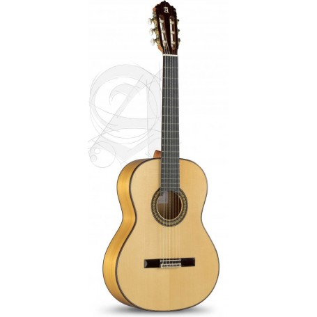 Alhambra 7Fc + Funda [Guitarra Flamenca]