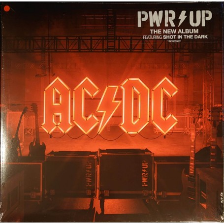 ACDC - Power Up [CD]