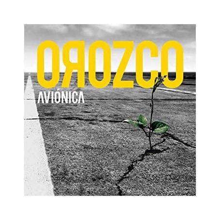 Antonio Orozco - Aviónica [CD]