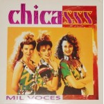 Chicasss - Mil voces [Vinilo]