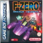 F-Zero maximun velocity [GBA]