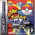 Pokemon Pinball Rubi y Zafiro [GBA]