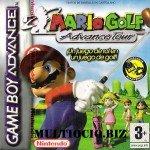 Mario Golf  Advance Tour [GBA]