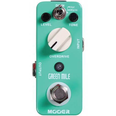Mooer Green Mile Overdrive [Pedal]
