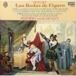 Las bodas de Figaro - Mozart (Karajan) [Box Set Vinilo]