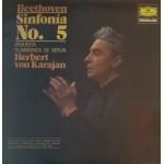 Beethoven - Sinfonía n 5 Karajan [Vinilo]