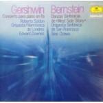 Gershwin - Concierto para piano / Bernstein - Danzas sinfónicas [Vinilo]