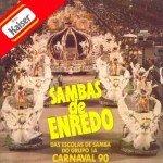 Sambas de Enredo - Carnaval 90 [Vinilo]