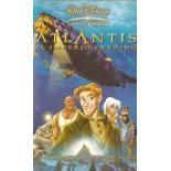 Atlantis El imperio perdido [VHS]