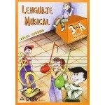 Lenguaje Musical 3A Grado Elemental (Felix Sierra) [Libro]