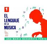 El Lenguaje de la Musica 1 Grado Elemental (Navarrete) [Libro]