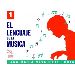 El Lenguaje de la Musica 1º Grado Elemental (Navarrete) [Libro]