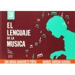 El Lenguaje de la Musica 3 Grado Elemental (Navarrete) [Libro]