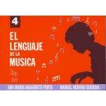 El Lenguaje de la Musica 4 Grado Elemental (Navarrete) [Libro]