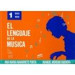 El Lenguaje de la Musica 1 Grado Medio (Navarrete) [Libro]