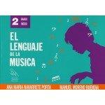 El Lenguaje de la Musica 2 Grado Medio (Navarrete) [Libro]