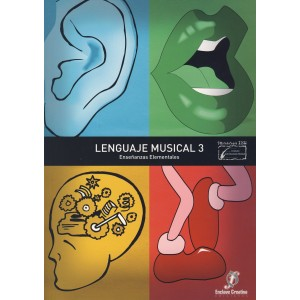 Lenguaje Musical 3 Enseñanzas elementales (Enclave) [Libro]