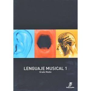 Lenguaje Musical 1 Enseñanzas Profesionales (Enclave) [Libro]