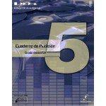 Cuaderno de audición 5 ensenanzas elementales (Enclave) [Libro]
